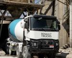 Pictures: Ocean Readymix & Precast invests in five Renault K440 P8x4 mixer trucks