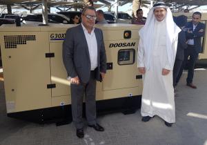Doosan launches 20kVA to 63kVA gensets tailored for MENA region