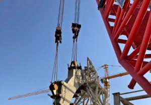 Mammoet starts work on Kuwait's $4.3 billion airport construction project
