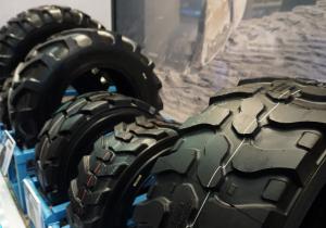 Magna Tyres launches construction range at bauma 2019