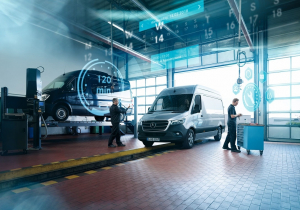 Mercedes-Benz Vans MENA offers flexible after-sales packages