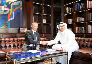 Kranlyft Group appoints Kanoo Cranes as dealer of Maeda mini cranes for the UAE, Saudi Arabia, Oman and Bahrain