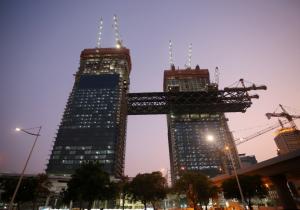Nikken Sekkei praises engineering feat of hoisting the world's longest cantilever at the One Za'abeel mixed-use development in Dubai