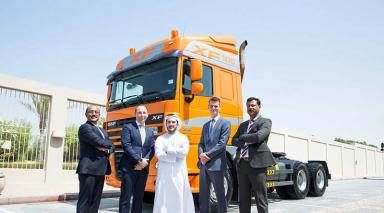 Al Naboodah, DAF Trucks discuss their goals for the UAE's truck segment