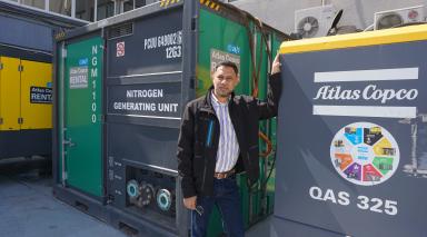 Fuel comprises 70-80% of the  operating costs of generators