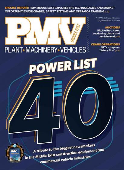PMV Middle East - July 2018