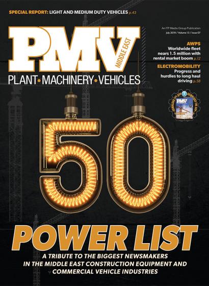 PMV Middle East - July 2019