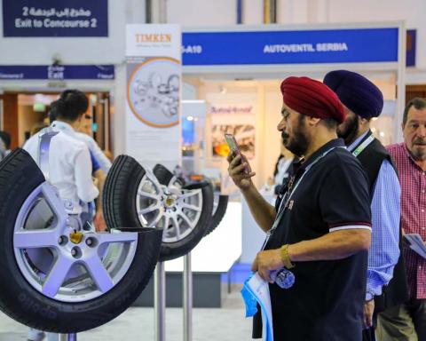 Automechanika Dubai 2017 kicks off in the UAE