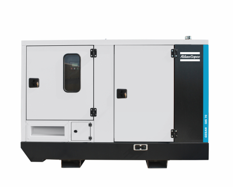 Atlas Copco adds six models to its QIS standby generator range
