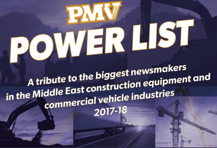 PMV Power List 2018