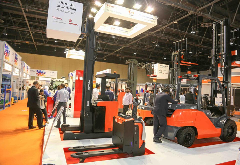 NEWS, PMV, Dubai, Intralogistics, Logistics, Materials handling, Materials handling equipment, Uae, Warehousing