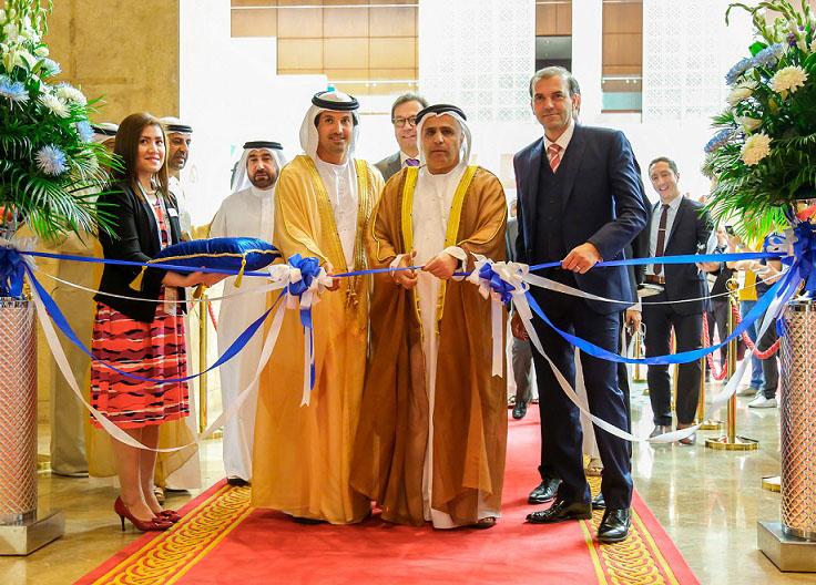 Automechanika Dubai inaugurated by Mattar Al Tayer, executive director of the RTA.