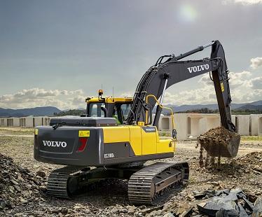 Construction equipment, Excavator, Volvo, MEA