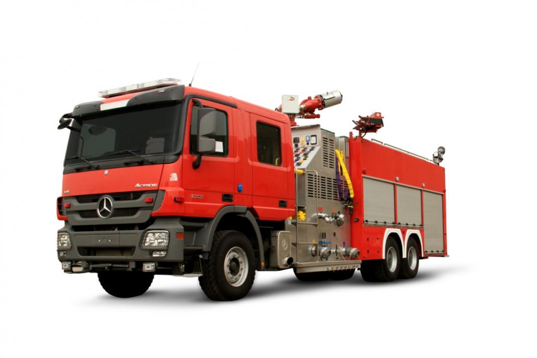 Fire truck, Intersec, Bristol, Civil defense, Firefighting