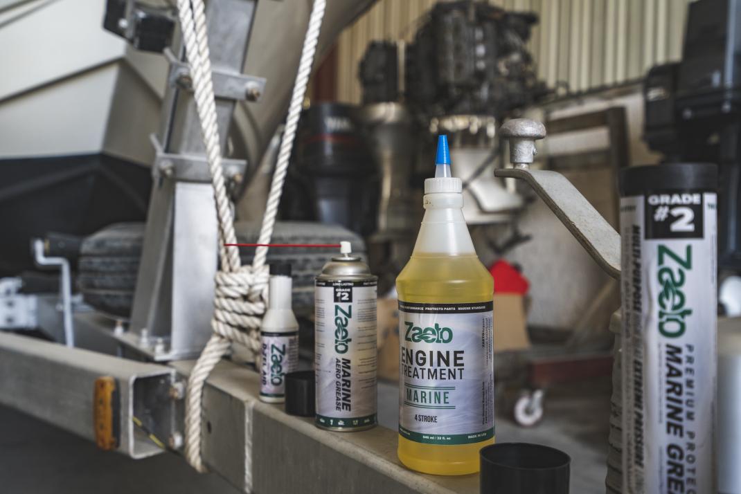Lubricants, Greases, Eco-friendly, Zaeto, Engine treatment, Marine industry