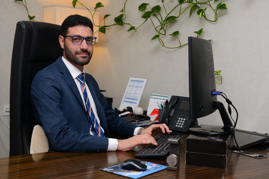 Mohamed Al Zeftawi, general manager, Al Masaood Commercial Vehicles and Equipment.
